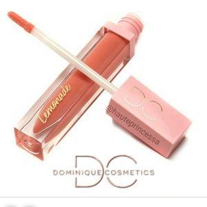 🍑3/$15 Dominique Cosmetics lip gloss Peach Tea
